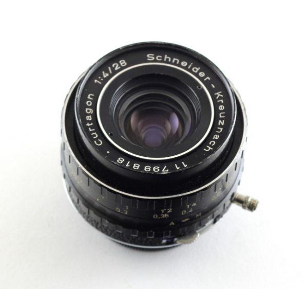 Schneider Kreuznach Cutagon 28mm f/4,0 M42