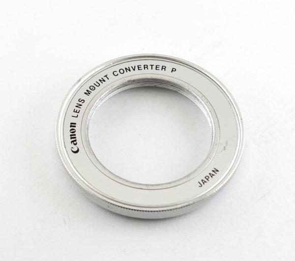 Canon Lens Mount Converter P - Adapter FD - M42