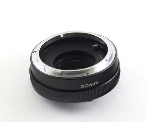 Canon makro prsten 20mm