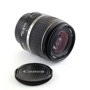 Canon EF-S 18-55mm f/3,5-5,6 II