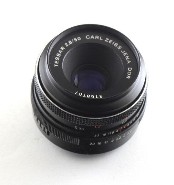 Carl Zeiss Jena Tessar 50mm f/2,8 M42