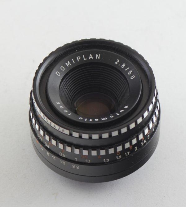Meyer Optik Gorlitz Domiplan 50mm f/2.8 M42 Lens