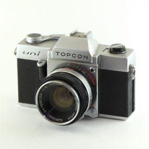 Topcon Uni + 53mm f/2.0 Vintage Camera Aleksandar Jeremic 0603351111
