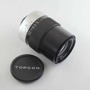 Topcon UV Topcor 135mm f/4.0 Lens Tokio Kogaku Japan