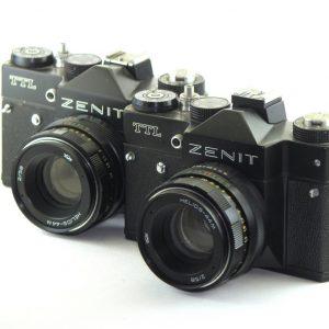 Zenit TTL + Helios 44M 58mm f/2,0 M42