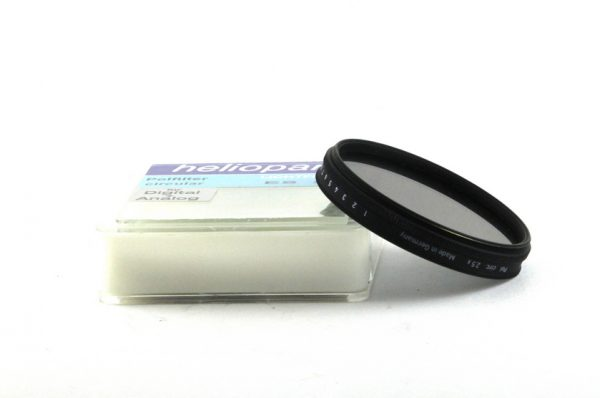 Heliopan Cirkularni Polarizer CPL ES 58mm