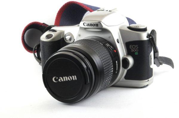 Canon 500n + 28-80mm f/3.5-5.6 EF