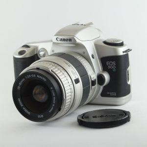 Canon 500n + Sigma 28-80mm 3.5-5.6 EF