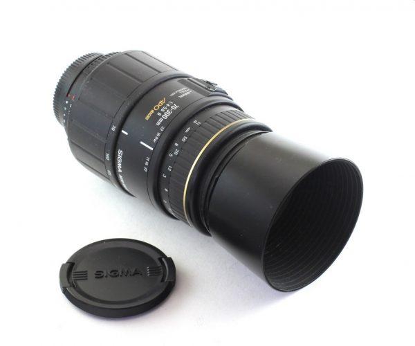 Sigma 70-300 F4-5.6 APO macro Nikon AF