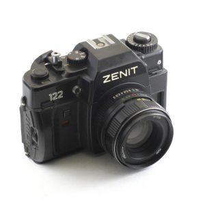 Zenit 122 + Helios 44-4 58mm f/2,0 M42
