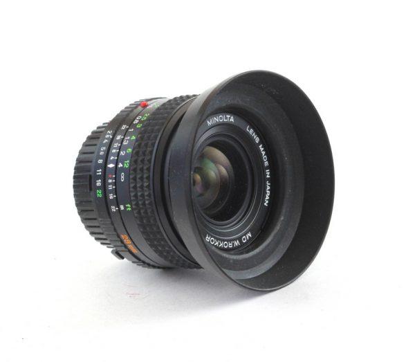 Minolta MD W.Rokkor 28mm f/2,8 MD
