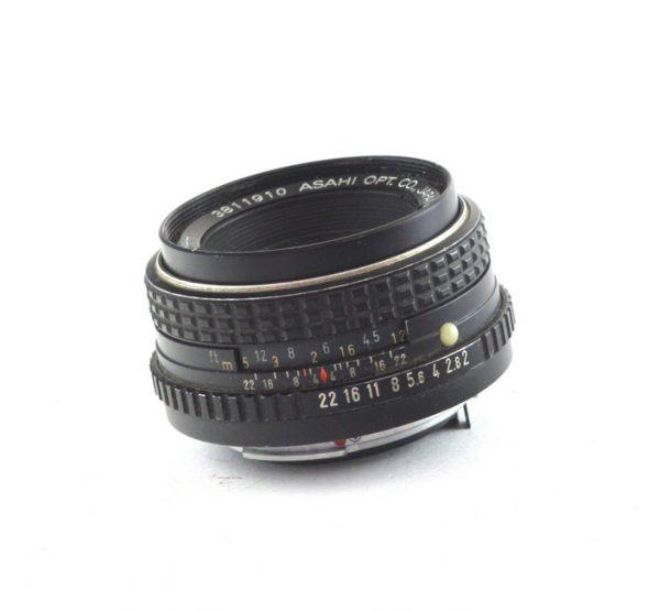 Pentax M 50mm f/2,0 PK