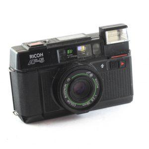 Ricoh AF-5 Color Rikenon 38mm f/2,8