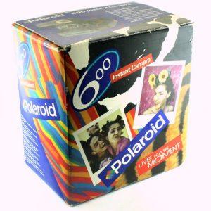 Polaroid 600 BOX