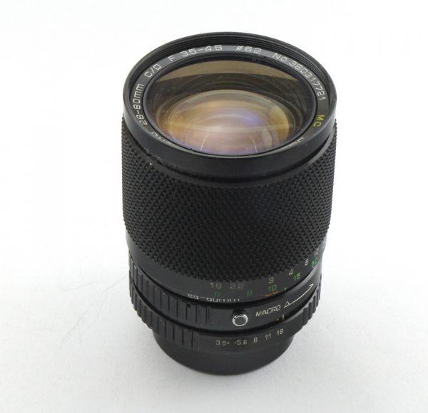 Soligor MC Auto 28-85mm f/3.5-4.5 C/Y
