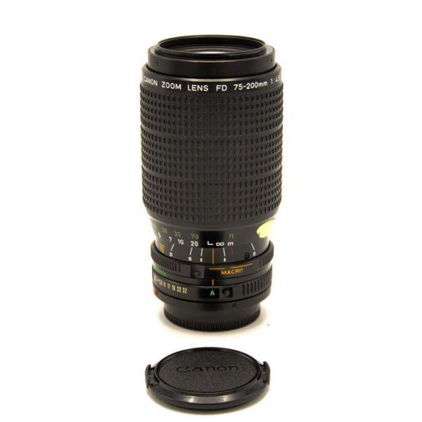 Canon FD 75-200mm f/4.5