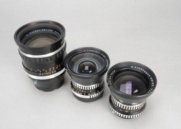 Carl Zeiss Jena Sonnar 180mm f/2.8 PSix / Kiev