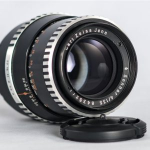 Carl Zeiss Jena Sonnar f/4 135mm EXA