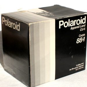 Polaroid CU-5 Camera body Model 88-1