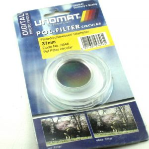 Unomat filter CPL 37mm