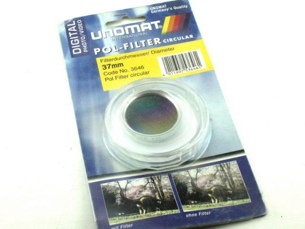 Unomat filter CPL 37mm