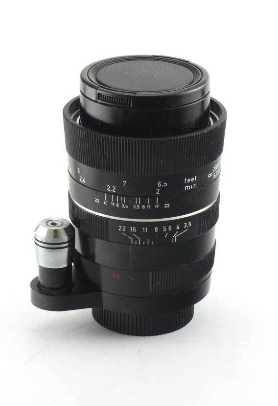 ISCO Gottingen Berolina Westomat 135mm f/3.5 EXA