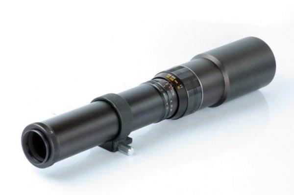 Kenlock 500mm f/8 T2 / M42 / FD / NAI / EOS / PK (Korišćeno)