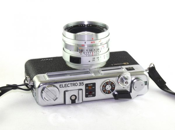 Yashica Electro 35 GSN - 11 2