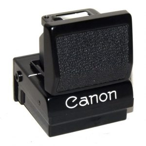 Canon Waist Level Finder F1 (Old)
