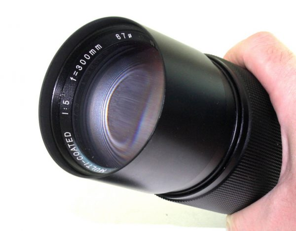 Eyemik MC 300mm f/5,0 M42