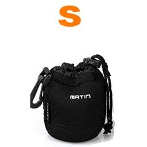 Matin Neoprene Waterproof Lens Bag Size S