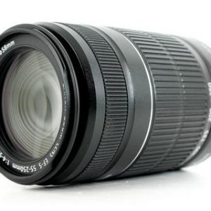 Canon 55-250mm f4-5.6 IS II