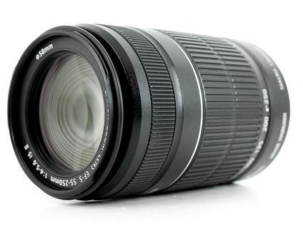 Canon 55-250mm f4-5.6 IS II
