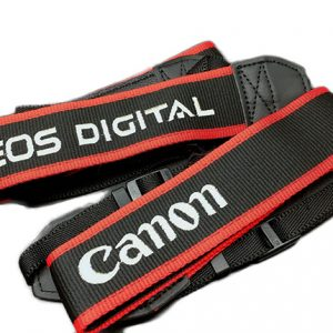 Canon EOS Digital Camera Strap Black