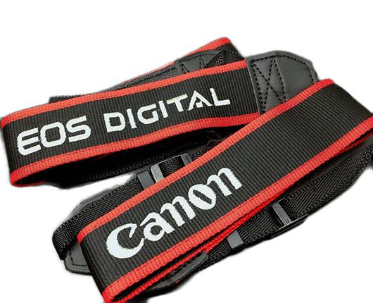 Canon EOS Digital Camera Strap Black