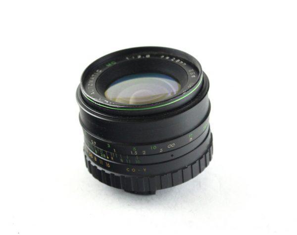 Hanimex Automatic MC 28mm f/2.8 C/Y