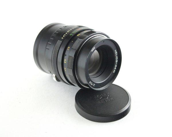 Helios 44M 58mm f/2.0 Navoj M42 Biotar Copy