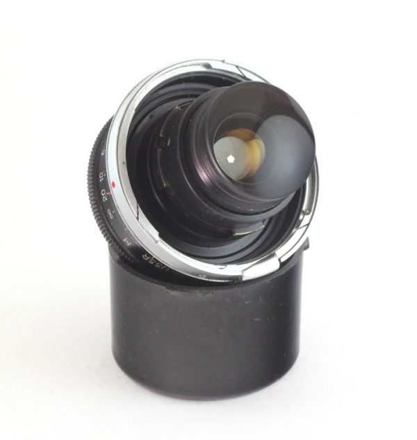 Jupiter 12 35mm f/2.8 Kiev / Contax
