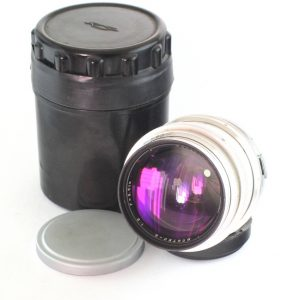 Jupiter 9 85mm f/2.0 Kiev / Contax Rangefinder