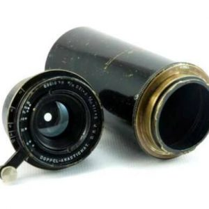 Doppel - Anastigmat D.R.P. Serie III/o F=120mm f/4,6