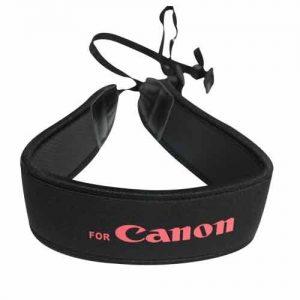 Kaiš za Canon fotoaparate / Crni