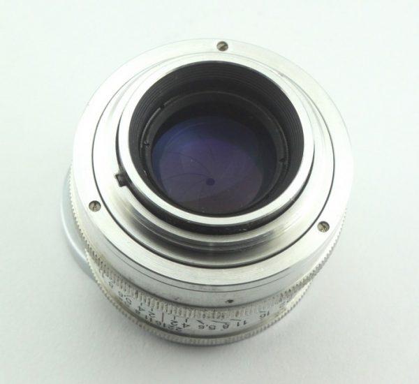 Jupiter 8 50mm f/2.0 M39