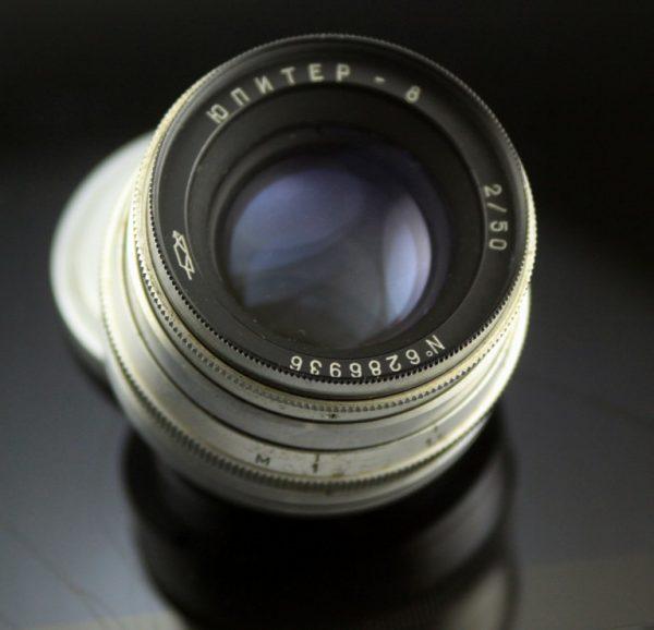 Jupiter 8 50mm f/2,0 za Sony NEX (e-mount)