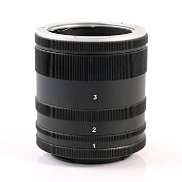 Macro prstenovi za Sony E Mount NEX