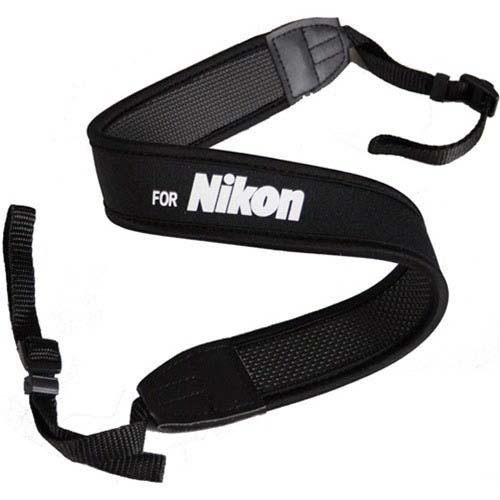 Kaiš za Nikon fotoaparate / Crni