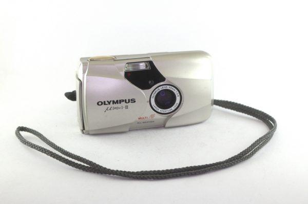 Olympus mju II 35 mm f/2,8 Multi AF All-Weather