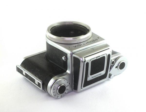 PraktiSix telo fotoaparata 6x6