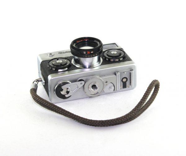 Rollei 35S + Sonnar HFT 40mm f/2,8