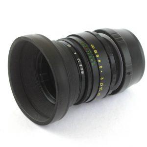 Helios 44-2 58mm f/2,0 M42 / Sony NEX e-mount + Hoya Zonerica