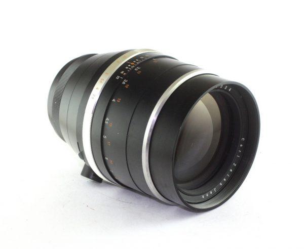 Carl Zeiss Jena Sonnar 180mm f/2.8 PSix / Kiev 60